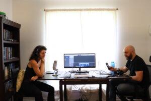 Recording Pivot Party